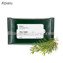 A'PIEU Nonco Tea Tree Toner Tissue 20ea 65g