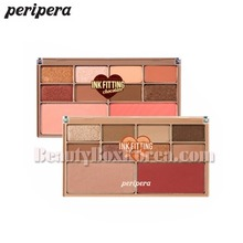 PERIPERA Ink Fitting Color Palette 1.1g*8+5g*2 [Online Excl.]