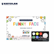 KRYOLAN Funny Face Palette 6colors 35ml