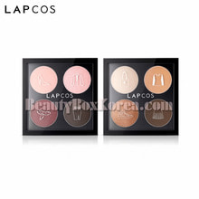 LAPCOS Day-Fit Eyeshadow Kit 5.8g