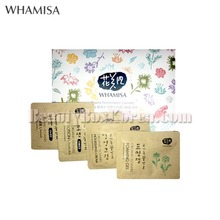 WHMISA Organic Skin Care Sachet Set 7items