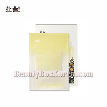 HANYUL Yuja Oil Sheet Mask 24ml*5ea