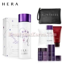 HERA Holiday Cell Essence Limited Special Set[HERA X BLINDNESS] 10items,Beauty Box Korea