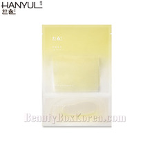 HANYUL Yuja Oil Sheet Mask 24ml