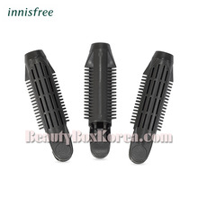 INNISFREE Beauty Tool Hair Root Volume Tongs 3P