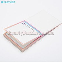 PLAYLIST A-Teen Mini Memo Pad 1ea