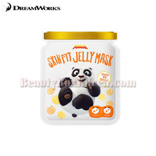DREAMWORKS Kung Fu Panda Skin Fit Jelly Mask-Tone Up/Revitalizing 25g