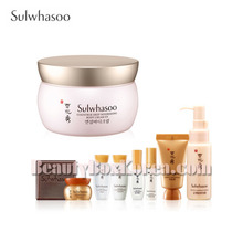 SULWHASOO Essentrue Deep Nourishing Body Cream EX Set 7items