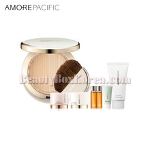 AMOREPACIFIC Sheer Radiance Powder Compact SPF 25 PA++ Set 7items