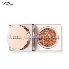 VDL Expert Color Pot Eyes 3.5g[VDL Gold 18]
