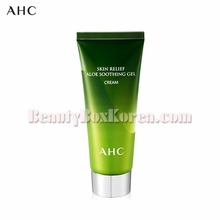 AHC Skin Relief Aloe Soothing Gel Cream 100ml