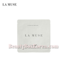 LA MUSE Milk Fiber Mask Pack 32g