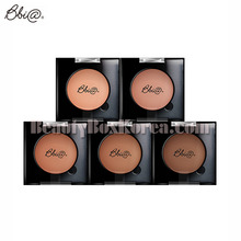BBIA Plush Shadow 3-Skin Series 2.2g*5ea,Beauty Box Korea