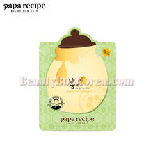PAPA RECIPE Bombee Green Honey Mask Pack 25g*1ea