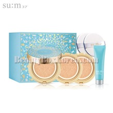 SU:M37 Water-Full CC Cushion Perfect Finish 3items[Holiday 18]
