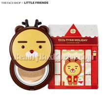 THE FACE SHOP KAKAO FRIENDS Little Friends Rudolph Little Ryan Cushion Case 1ea