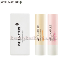WELL NATURE Lip Balm Set 2items