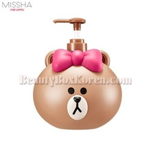 MISSHA Body Wash Moringa 600ml[LINE FRIENDS Edition]