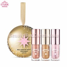 ETUDE HOUSE Tiny Twinkle Mini Mirror Holic Ornament 2g*3ea
