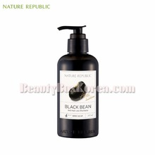 NATURE REPUBLIC Black Bean Anti Hair Loss Shampoo 300ml