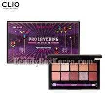 CLIO Pro Layering Eye Palette 7g[Adventure Collection]