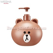 MISSHA Hand And Body Lotion Moringa 600ml[LINE FRIENDS Edition]