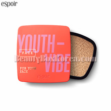 ESPOIR Youth Vibe Pro Tailor Essence Cushion SPF50 PA+++ 15g