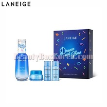 LANEIGE Water Bank Moisture Essence Set 4items[Holiday Collection]