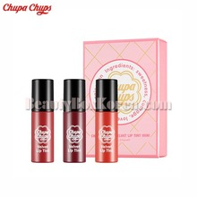 CHUPACHUPS Velvet Lip Tint Miniature Trio[Limited Edition]