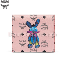 MCM Rabbit Card Wallet 1ea