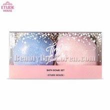 ETUDE HOUSE Tiny Twinkle Bath Bomb Set 2items