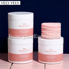 VELY VELY Pink Peeling Pads 60ea 120ml