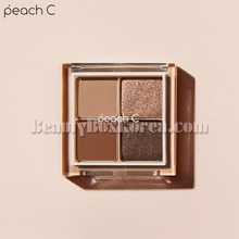 PEACH C Falling In Eyeshadow Palette 8g