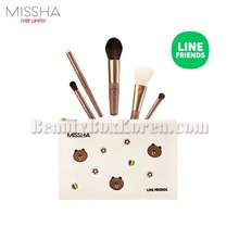 MISSHA Artistool To Go Kit 6items[LINE FRIENDS Edition]
