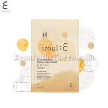 E NATURE Yam Enriched Hemp-Sheet Mask 35g*5ea