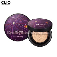 CLIO Kill Cover Ampoule Cushion 15g+Refill[Adventure Collection]
