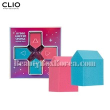 CLIO Hydro Makeup Sponge Original(House) 4ea[Adventure Collection]