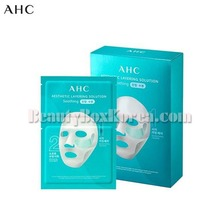 AHC Esthetic Layering Solution Mask Soothing 6g+18g*10ea[Online Excl.]
