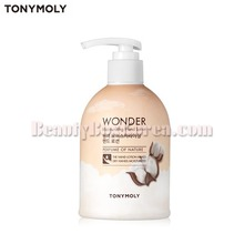 TONYMOLY Wonder Moisturizing Hand Lotion 300ml,TONYMOLY