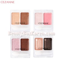 CEZANNE Two Color Eyeshadow 4g