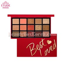 ETUDE HOUSE Play Color Eye Palette #Best Loved 15g