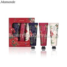 MAMONDE Flower Scented Hand Cream Set 30ml*3ea[Holiday Collection]