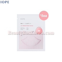 IOPE Mask Solution Lip Smoothing Patch 2.5g*5ea