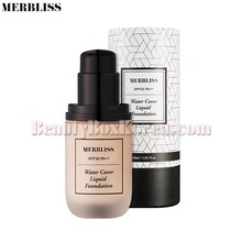 MERBLISS Water Cover Liquid Foundation 30ml