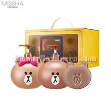 MISSHA Body Set Moringa 3items[LINE FRIENDS Edition]