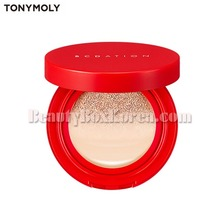 TONYMOLY BCDaition Moisture Cover Cushion 10g[2018 Holiday Edition][Online Excl.]