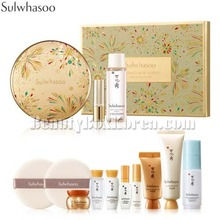 SULWHASOO Perfecting Cushion EX SPF50+ PA+++ Set 13items[Celebration of Festive5 Holiday Collection]