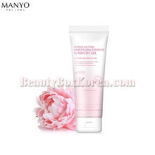 MANYO FACTORY Moist Floral Feminine Wash Off Gel 80ml