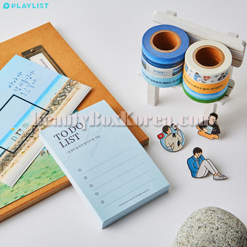 PLAYLIST WHY Goods Set(Jeju Theme) 5ea