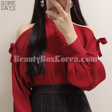 SOMEDAYS Halter Blouse Winter.Ver 1ea